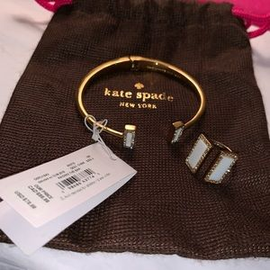 Kate Spade Ring and Bracelet